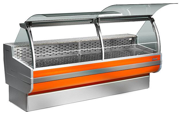 Vitrine r frig r e pour boucherie mat riel boucherie for Materiel pour traiteur professionnel