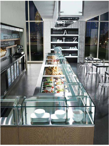 Agencement restaurant bar brasserie part 3 for Materiel resto rapide