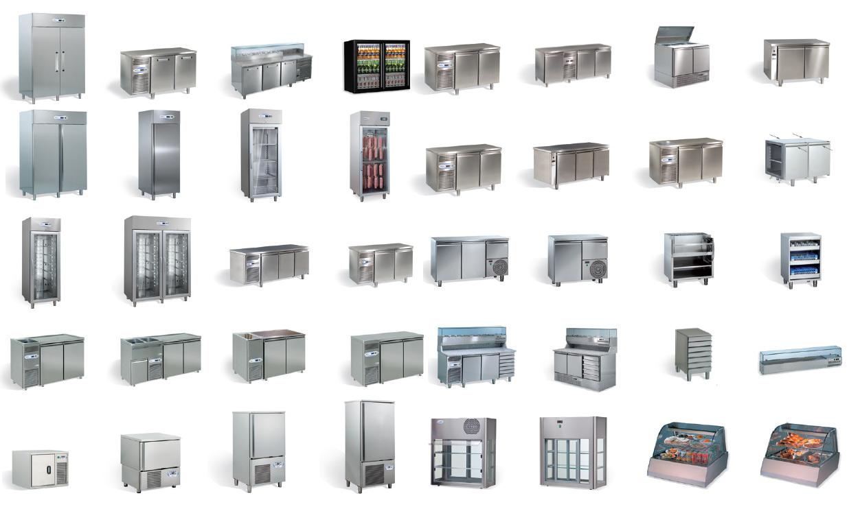 le catalogue g n ral d 39 quipement froid inox est arriv. Black Bedroom Furniture Sets. Home Design Ideas