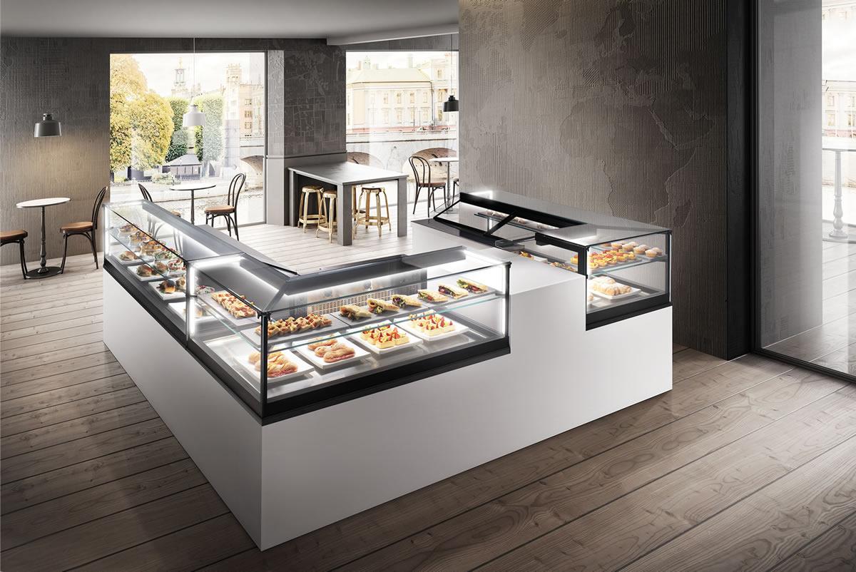 Agencement restaurant bar brasserie for M3 arredamenti catalogo