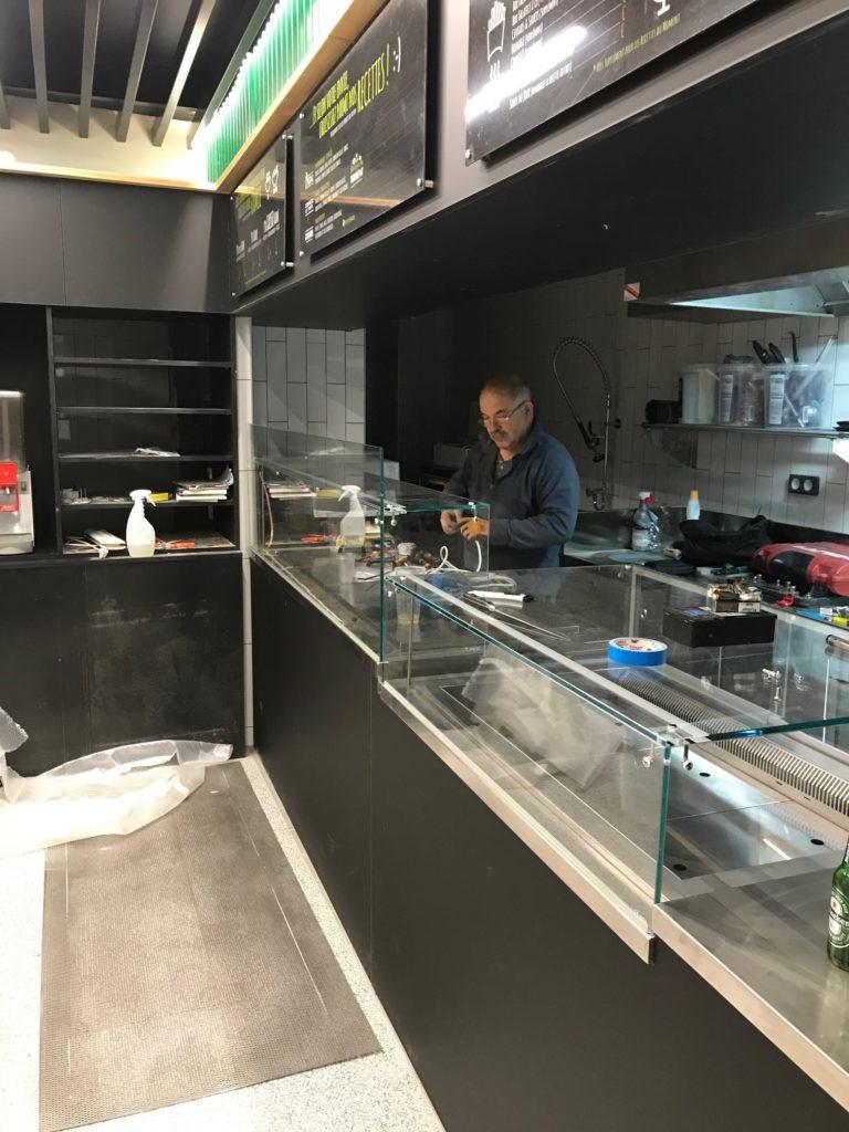 Amenagement De Bar Professionnel agencement restaurant bar brasserie